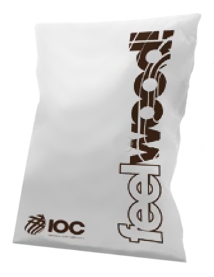 Feelwood! Sweet & Fresh Oak Chips (10kg bag)