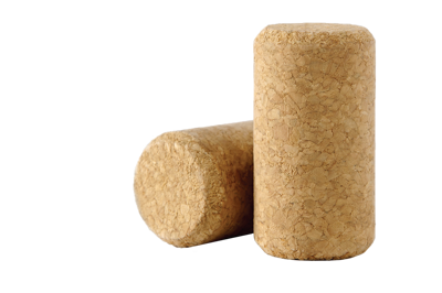 Micro-Agglo Beer Corks (44x25.5 mm)