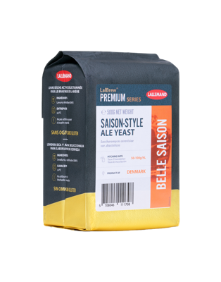 LalBrew Belle Saison Belgian Style Ale Yeast (500g)