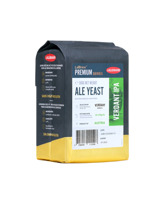 Lalbrew Verdant IPA Brewing Yeast