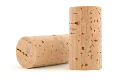 "Natural Wash Cork, 2 1/4"" (54x24 mm)"